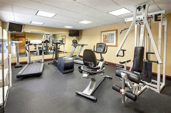 BEST WESTERN PLUS Lockport Hotel: Fitness Room
