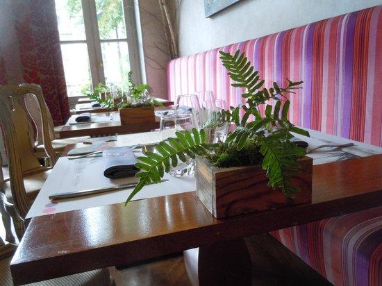 BRASSERIE LE 18-36 : salle de la Brasserie/Restaurant