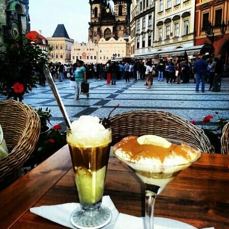 Hotel UNIC Prague: прага:)