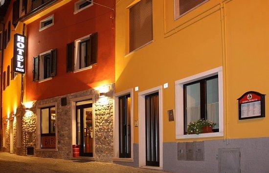 Hotel Pace: Hotel ingresso