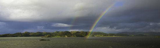 Crinan Hotel : It's worth getting a room with a view!