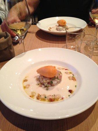 Côté Cuisine : Туна с рикотой! Фантастика!