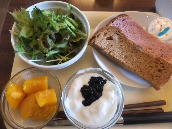 Ishigakijima Hotel cucule: breakfast
