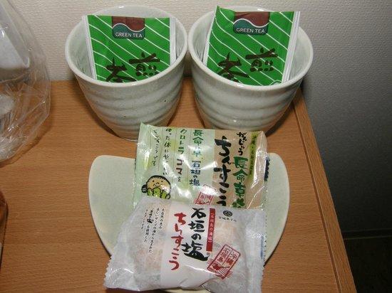Ishigakijima Hotel cucule : welcomgift