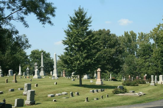 Shandon, OH: addy's Run Old Welsh Cemetary