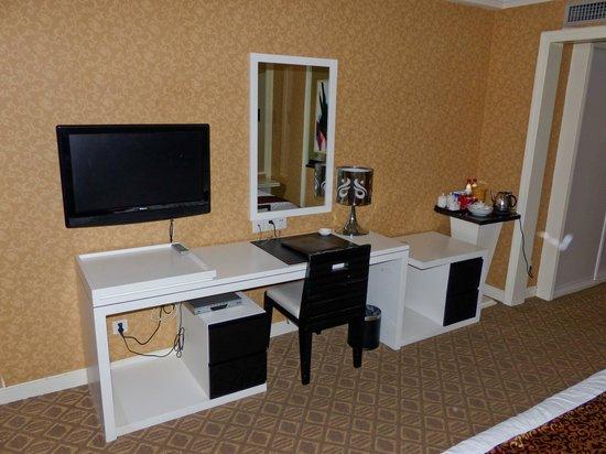 Zhouji Hotel: Room details