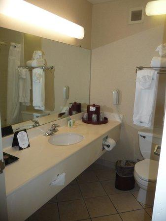 Holiday Inn Cody at Buffalo Bill Village: La salle de bain