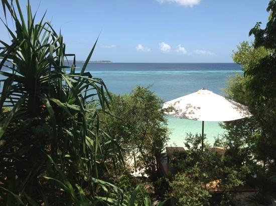 Wakatobi Dive Resort: Vue depuis la villa 2