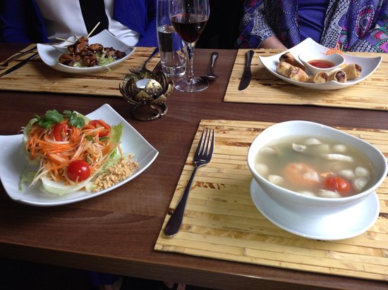 Thairiffic: Delicious starters