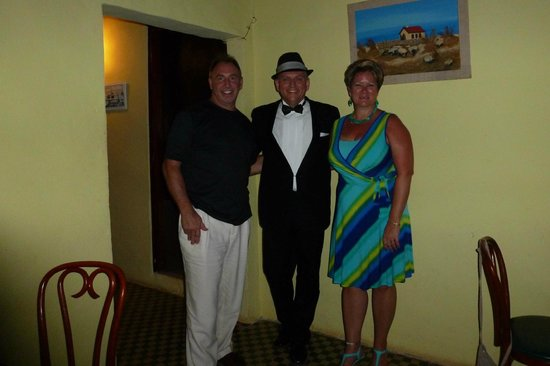 Aruba Sinatra Dinner Show: With Fred at Old Cunucu House