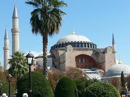 Dara Hotel Istanbul: mosque