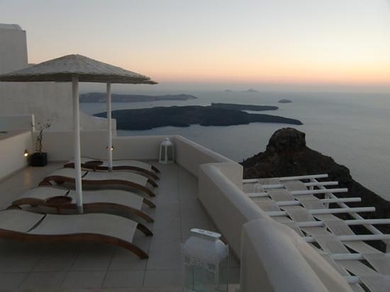 Gold Suites : volcano view