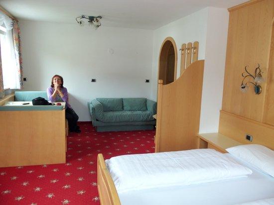 Hotel Bel Mont: Stanza