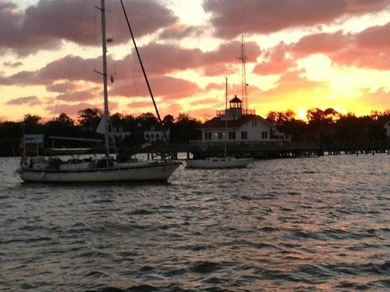 Crystal Dawn & Country Girl Fishing & Cruises: Southern Ladies View of the Sunset!