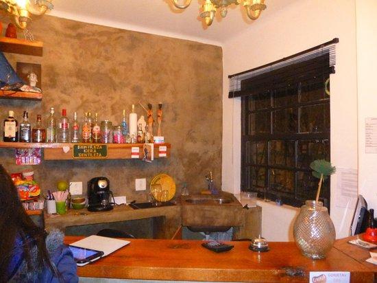 Uvaia Hostel : El Lobby