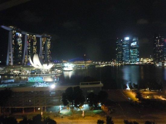 Mandarin Oriental, Singapore: Chambre 1010 vue Harbour
