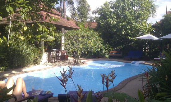 Oriental Siam Resort: Ideal place to relax