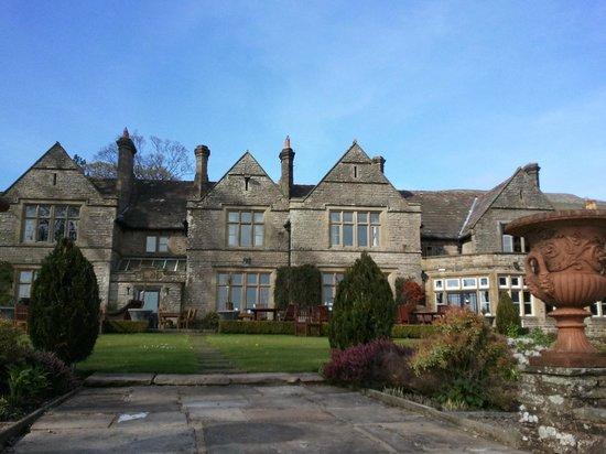 Simonstone Hall Country House Hotel: lovely hotel