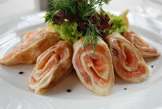 Restaurant Russian Pancakes