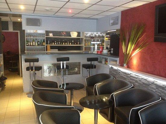 O Millésime : salle bar lounge