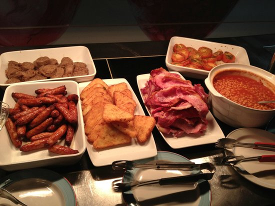 Ibis Dublin: Breakfast!