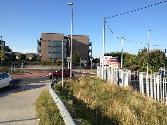 Ibis Dublin: THAT roundabout!