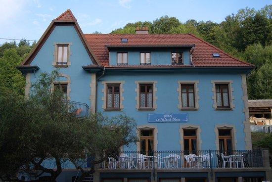 Hotel Le Tilleul Bleu: Hôtel le Tilleul Bleu