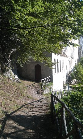 Hermitage Of St Onofrio