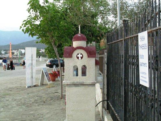 Sissy's Villas: entrance