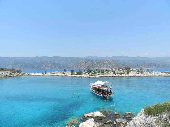 Berkay Boat - Private Daily Tours: Akvaryum Bay