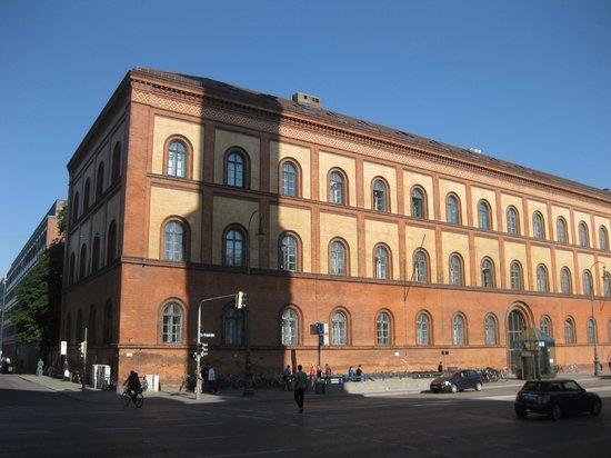 Ludwig Maximilian University: Teil der Uni