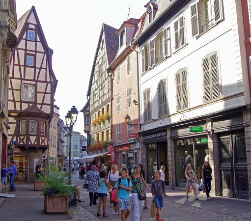 centre ville de colmar photo de vieille ville colmar tripadvisor. Black Bedroom Furniture Sets. Home Design Ideas