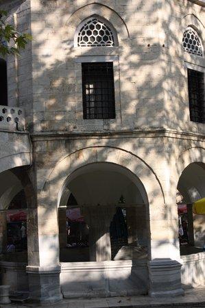 Covered Bazaar (Bedesten): Centre of the courtyard