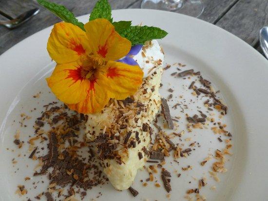 Backdoor Kitchen & Catering: Coconut cream pie
