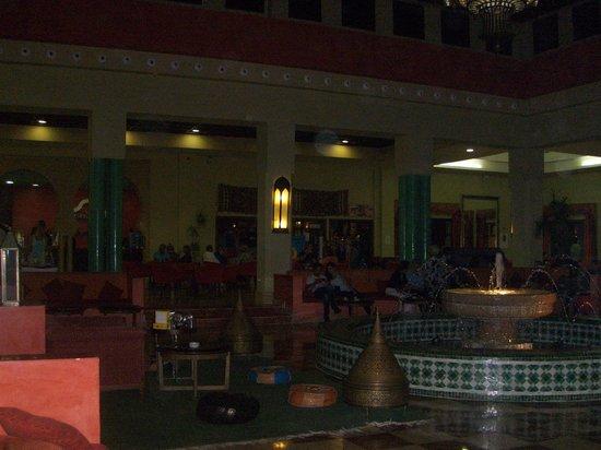 Iberostar Saidia : Lobby bar