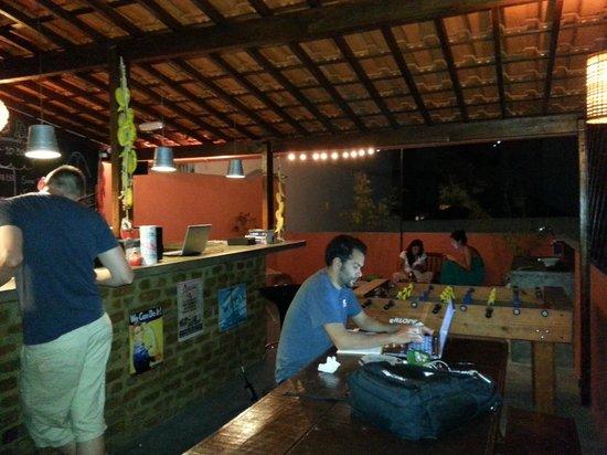 Kaza Rio: Área comum/diversão