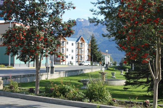 BEST WESTERN PLUS Edgewater Hotel: Nice place to stay in Seward, AK
