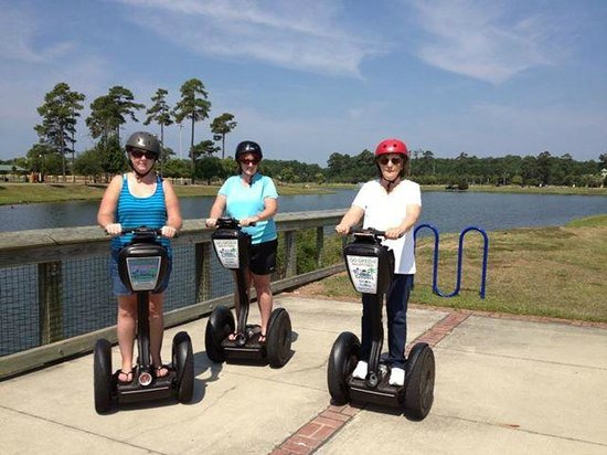 Myrtle Beach Segway Market Commons