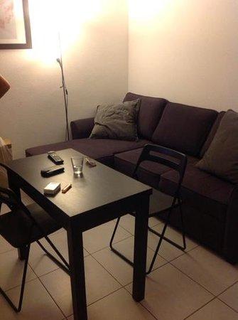 Kimi Residence : piccolo angolo relax