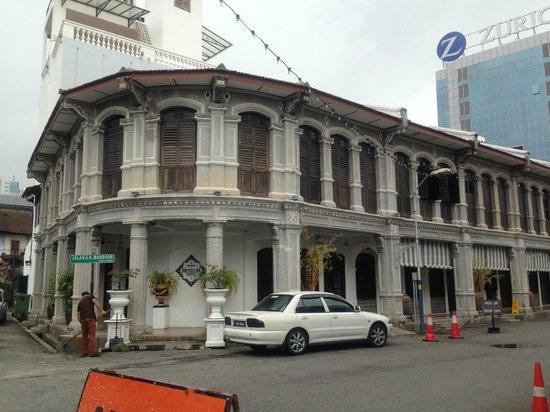 Museum Hotel: Hotel facade
