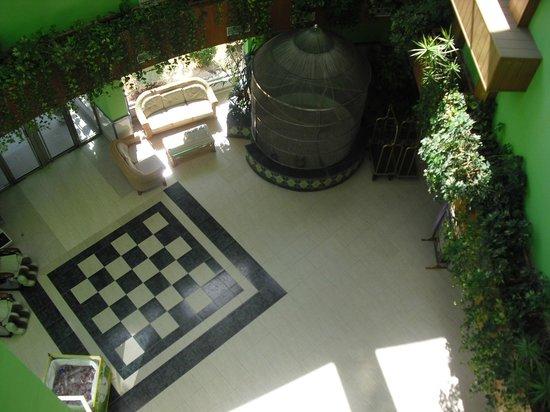 Diverhotel Roquetas: Hall