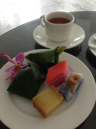 Museum Hotel: Nyonya cakes