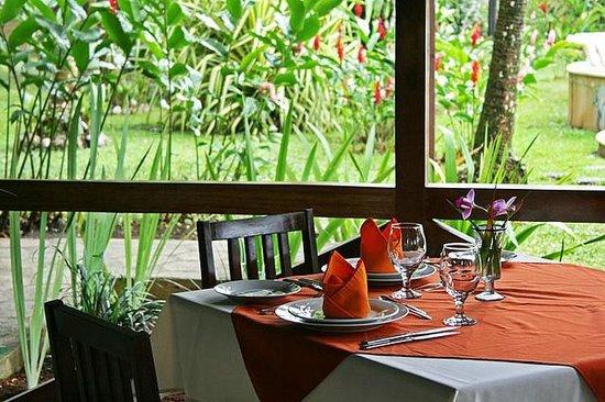 Hotel Manatus: Restaurante