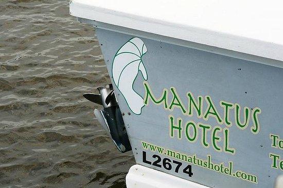 Hotel Manatus: Lancha Manatus