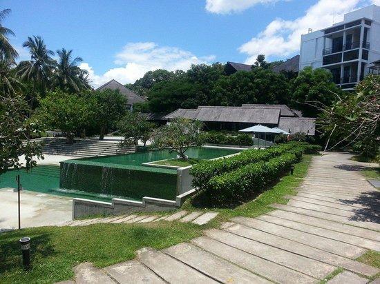 ตูริ บีช รีสอร์ท: very nice pool!