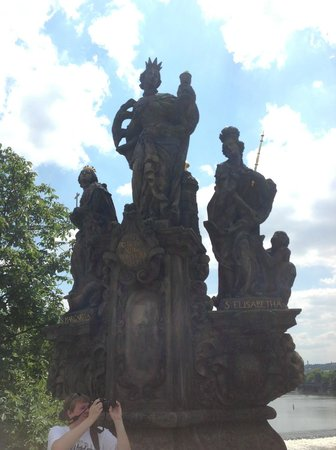 Amazing Walks of Prague - Private Tours: Statue