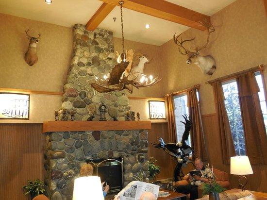 Comfort Inn Ship Creek: Lobby