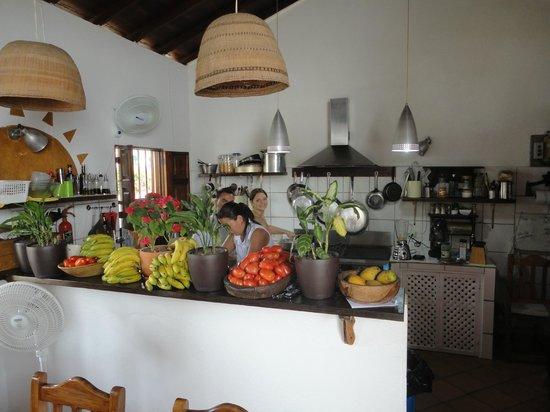 Posada Movida - Cucina sempre in attività