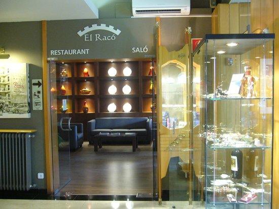 Hotel Ronda Figueres: Salon