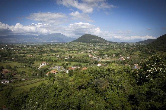 Nena al Borgo Castello: View from Castle